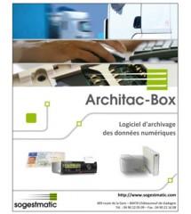 Kit archivage tachygraphe 3