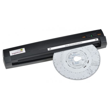 Scanner 1 disque